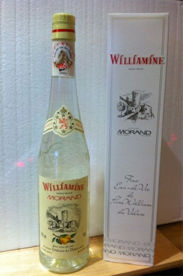 Williamine - Distillerie Morand 70 cl - en étui