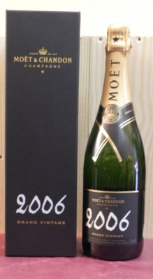 Moêt et Chandon 2009 Grand Vintage - 75cl