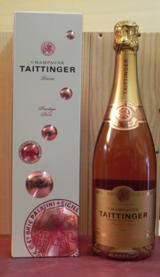 Taittinger Rosé - 75cl
